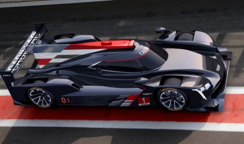 No. 10 Cadillac Prototype Wayne Taylor Racing wins Rolex 24 at Daytona with co-driver Jeff Gordon