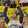 Johnson Wins Historic Seventh Championship