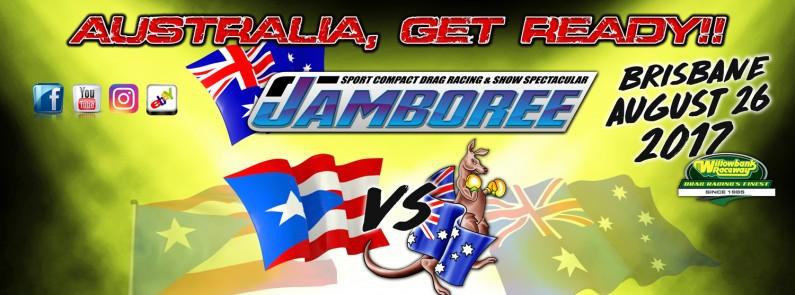 Team Mech-Tech Racing announces entry Jamboree QLD August 26th, 2017