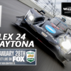 ROLEX 24 AT DAYTONA LIVE ON FOX SATURDAY, JANUARY 28