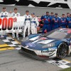 Chip Ganassi Racing Wins Th Race With No  Ford Gt In Rolex  At