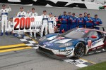 CHIP GANASSI RACING WINS 200TH RACE WITH NO. 67 FORD GT IN ROLEX 24 AT DAYTONA