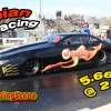 Zoian Racing 5.660 @ 255.34 MPH NEW IMPORT WORLD RECORD