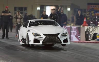 EKanoo Lexus Pro Boost RCF World's Fastest & Quickest Door Slammer 5.379@278.79MPH